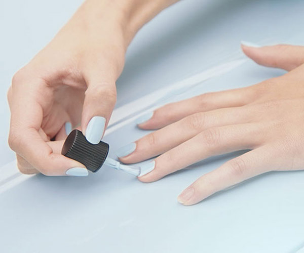 Renault Twingo Nail Polish Doubles as Touch-up Paint