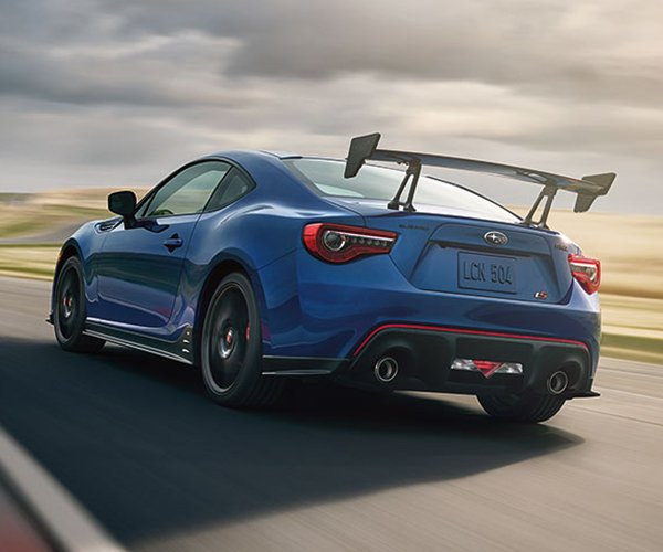 2018 Subaru BRZ tS and WRX STi Type RA Get Official
