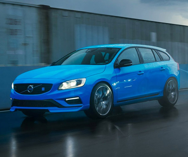 Polestar to Develop Electrified Performance Cars for Volvo