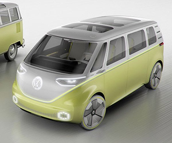 VW Boss Says I.D. Buzz Electric Microbus Will Go Into Production