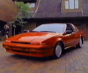 From the Vaults: '80s Car Commercials