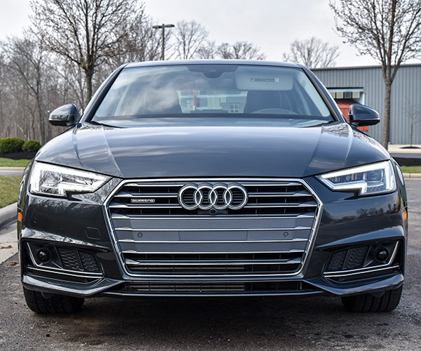 2017 Audi A4 Review: Good Sedans Come in Small Packages