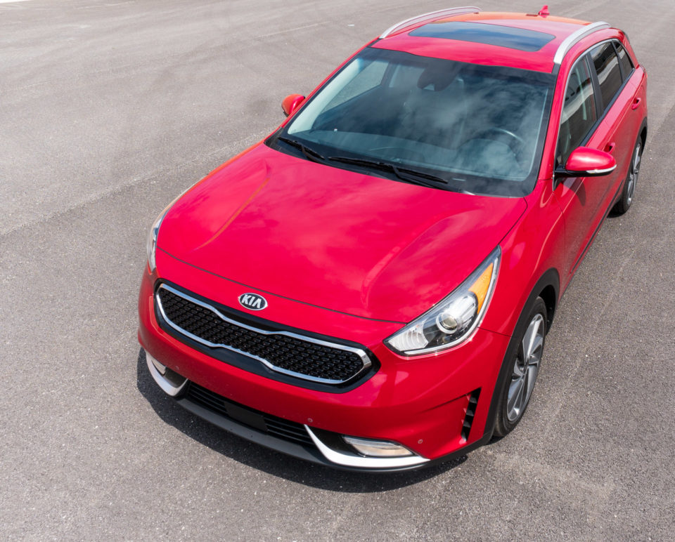 Brilliant 2017 Kia Niro Touring Review A Wagon By Any Other Name