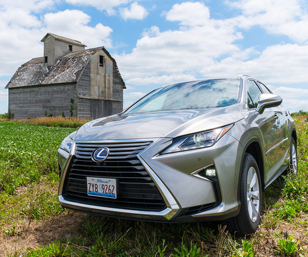 Lexus Rx 450h: 2017 Lexus IS350 F Sport Review: A Stylish, Sensible
