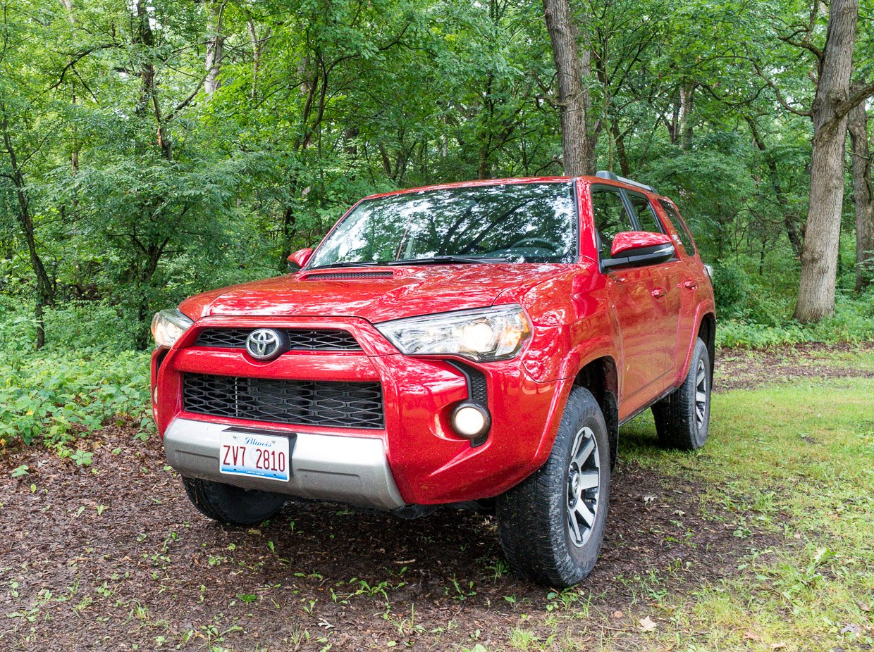 2017 toyota 4runner trd off road premium it 39 s only good at everything 95 octane. Black Bedroom Furniture Sets. Home Design Ideas