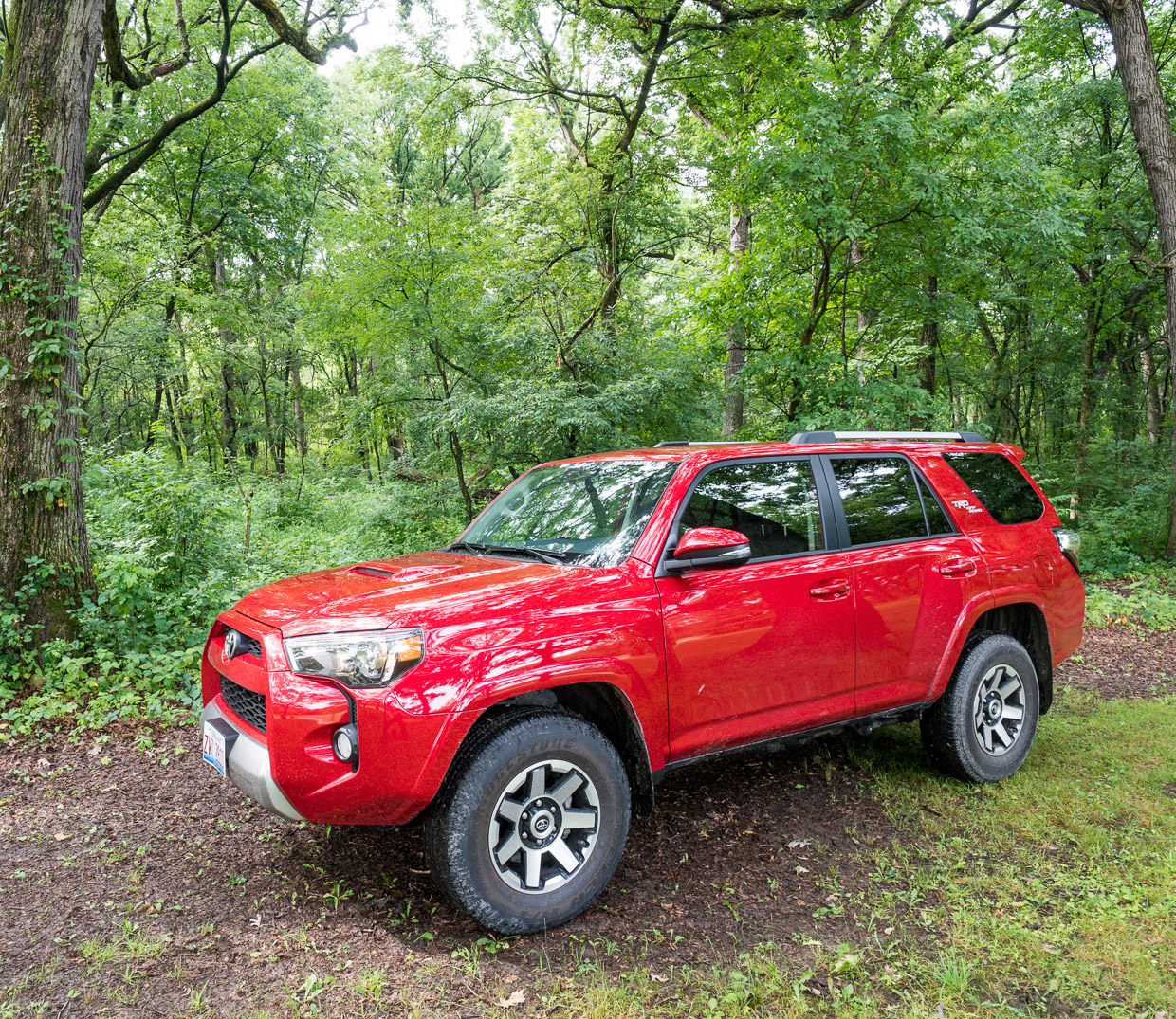 2017 toyota 4runner trd off road premium it 39 s only good. Black Bedroom Furniture Sets. Home Design Ideas