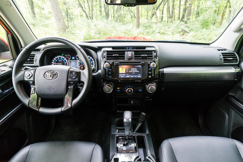 4Runner Trd Off Road >> 2017 Toyota 4Runner TRD Off-Road Premium: It's Only Good ...