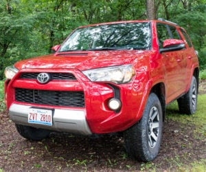 2017 Toyota 4Runner TRD Off-Road Premium: It's Only Good at Everything