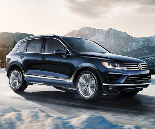 Volkswagen Axes the Touareg in the US