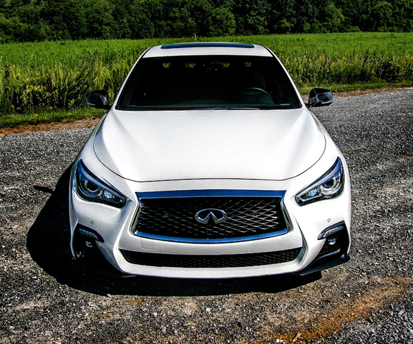 10 Reasons Why the 2018 Infiniti Q50 Is a Kick Ass Car