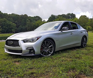 2018 Infiniti Q50 First Drive: A Viable German Alternative