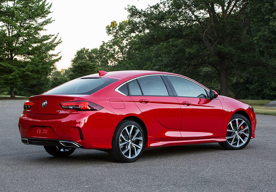 2018 Buick Regal Gs Lowering Springs
