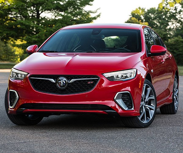 All-new 2018 Buick Regal GS Looks Awesome, Packs 310 Horses