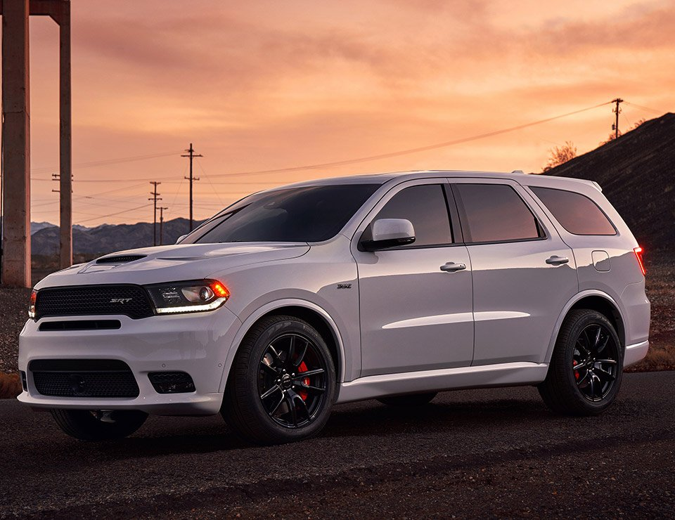 2018 dodge durango srt price and specs detailed 95 octane. Black Bedroom Furniture Sets. Home Design Ideas