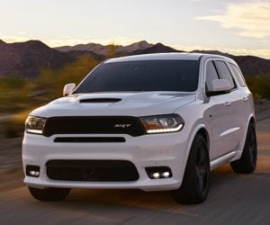 2018 Dodge Durango SRT Price and Specs Detailed