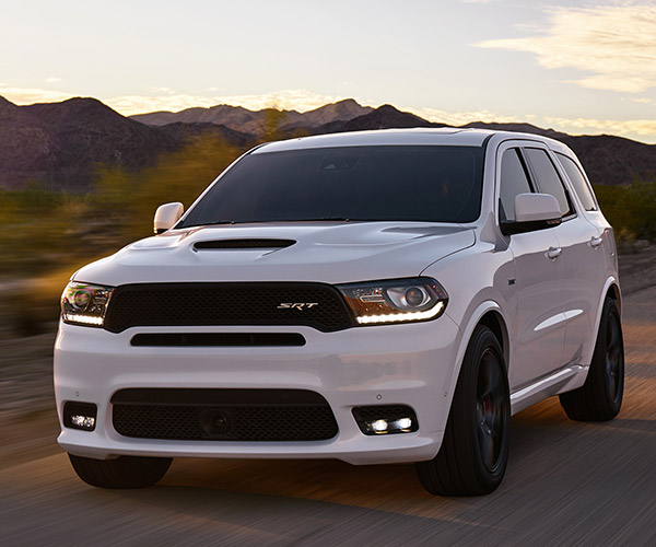 2018 Dodge Durango Interior: 2018 Dodge Durango SRT Has A Quarter-mile Time Of 12.9 Sec