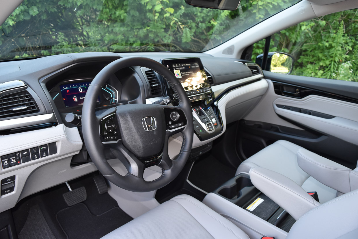 When Youu0027re Traveling 700 Plus Miles (each Way), Fuel Economy Is A Factor.  The 2018 Odyssey Sees A Slight Improvement In Fuel Economy Over Last Yearu0027s  ...