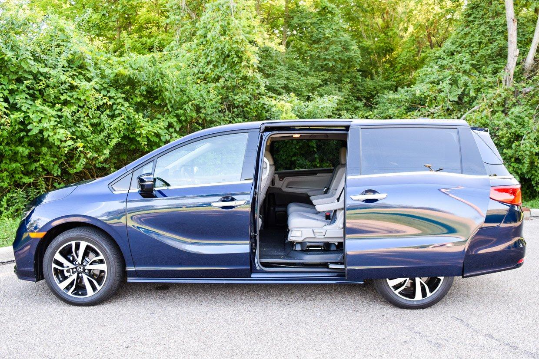 Our Family Adventure In The 2018 Honda Odyssey Elite 95 Octane