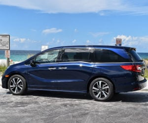 Our Family Adventure in the 2018 Honda Odyssey Elite