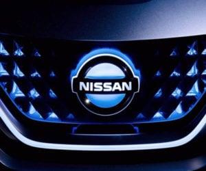 2018 Nissan LEAF Can Park Itself