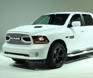 Ram Sport Trucks Refreshed for 2018
