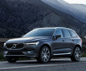 Every 2019 Volvo to Have an Electric Motor