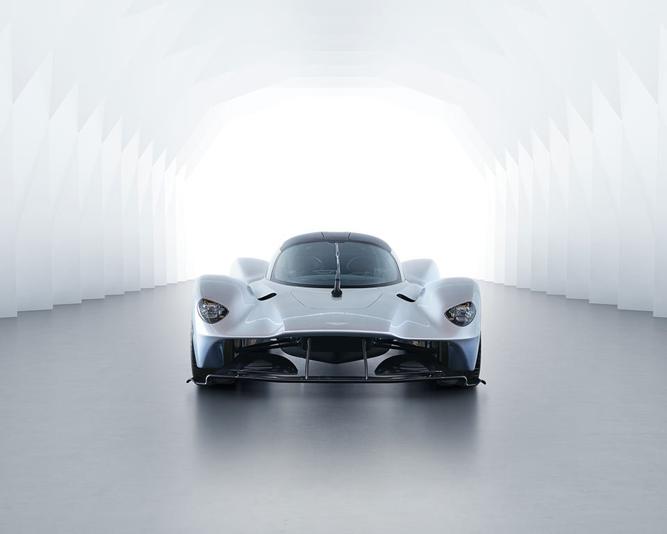 Aston Martin Valkyrie Hypercar Is Sleek, But Also Kind of Ugly