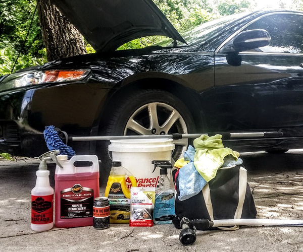 How to Clean Your Car Like a Pro: A Beginner's Guide