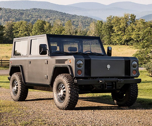 Bollinger Motors B1 Electric SUV IS Ready to Take on Anything