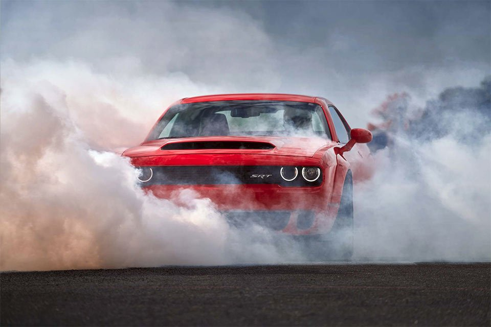 Dodge Demon Buyers Can Get Special Insurance from Hagerty