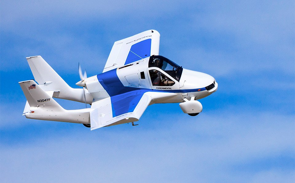 Geely Buying Terrafugia Flying Car Company