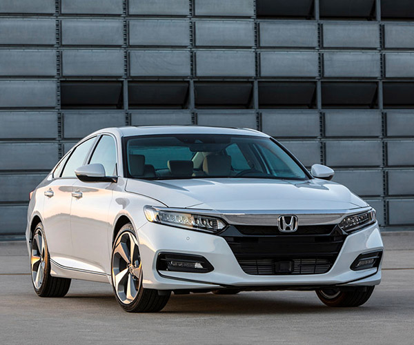 2018 Honda Accord Is New from Top-to-bottom