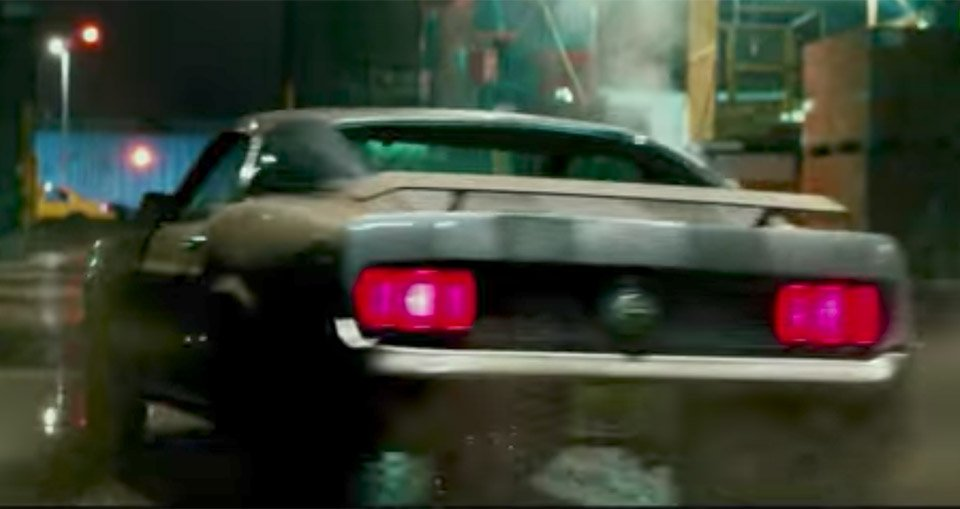 Inside John Wick 2's Awesome Mustang Chase Scene