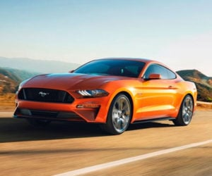 2018 Mustang GT Does 0 to 60 in Under 4 Seconds