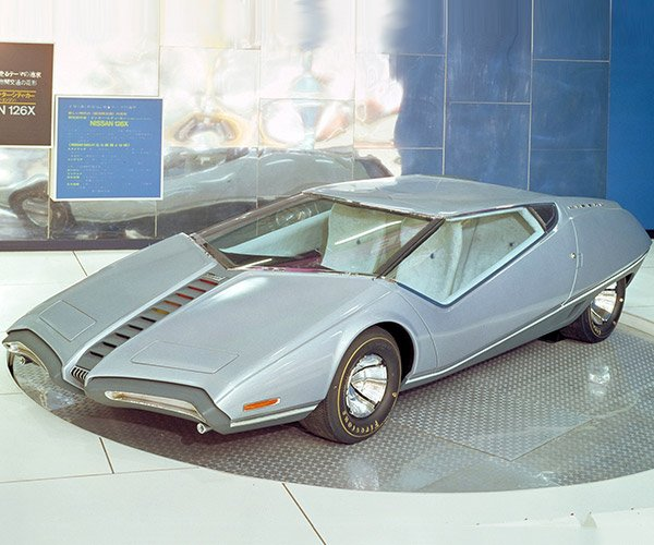 Concepts from Future Past: 1970 Nissan 126X