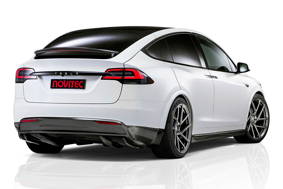 Novitech Pimps out the Tesla Model X