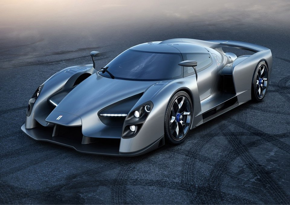 Scuderia Cameron Glickenhaus Can Start Building Street-Legal Hypercars