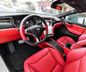 T Sportline Gives Teslas The Interiors They Deserve