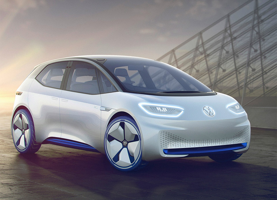 Volkswagen I.D. EV Could Sell for $27,000