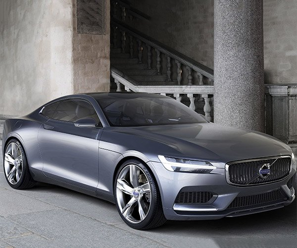 Polestar's New Car Could Be a 600hp Beast