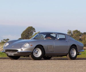 Rare 1966 Ferrari 275 GTB Long Nose Alloy Turns up for Sale