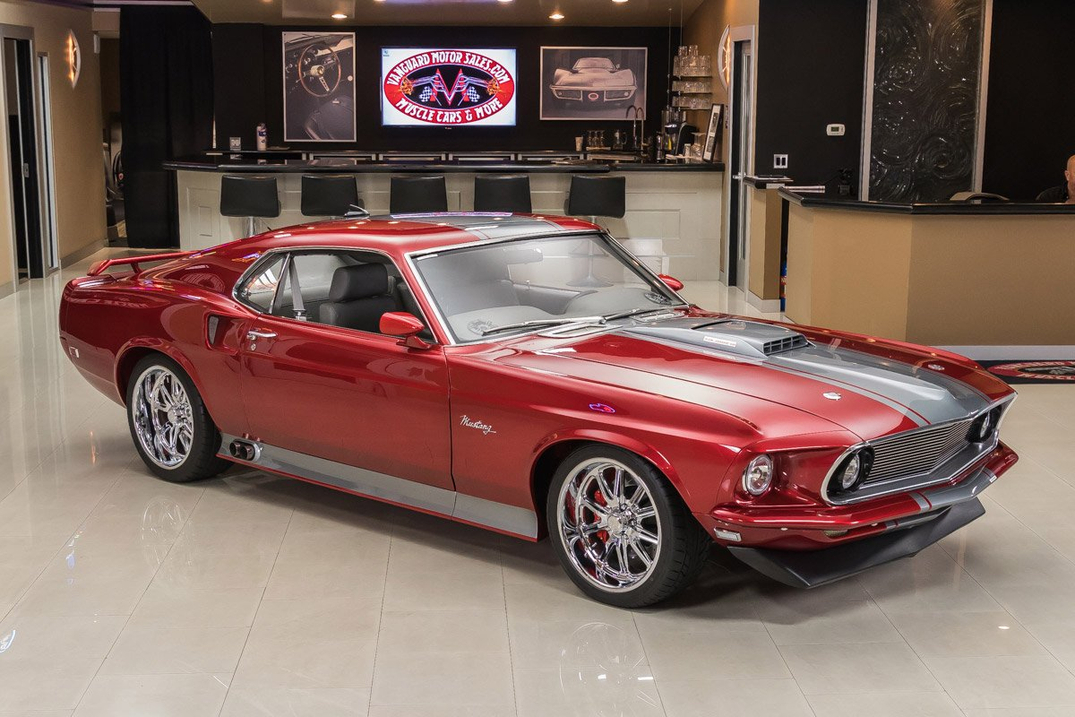 "Epic 1969 Restomod ""Eleanor"" Mustang for Sale"