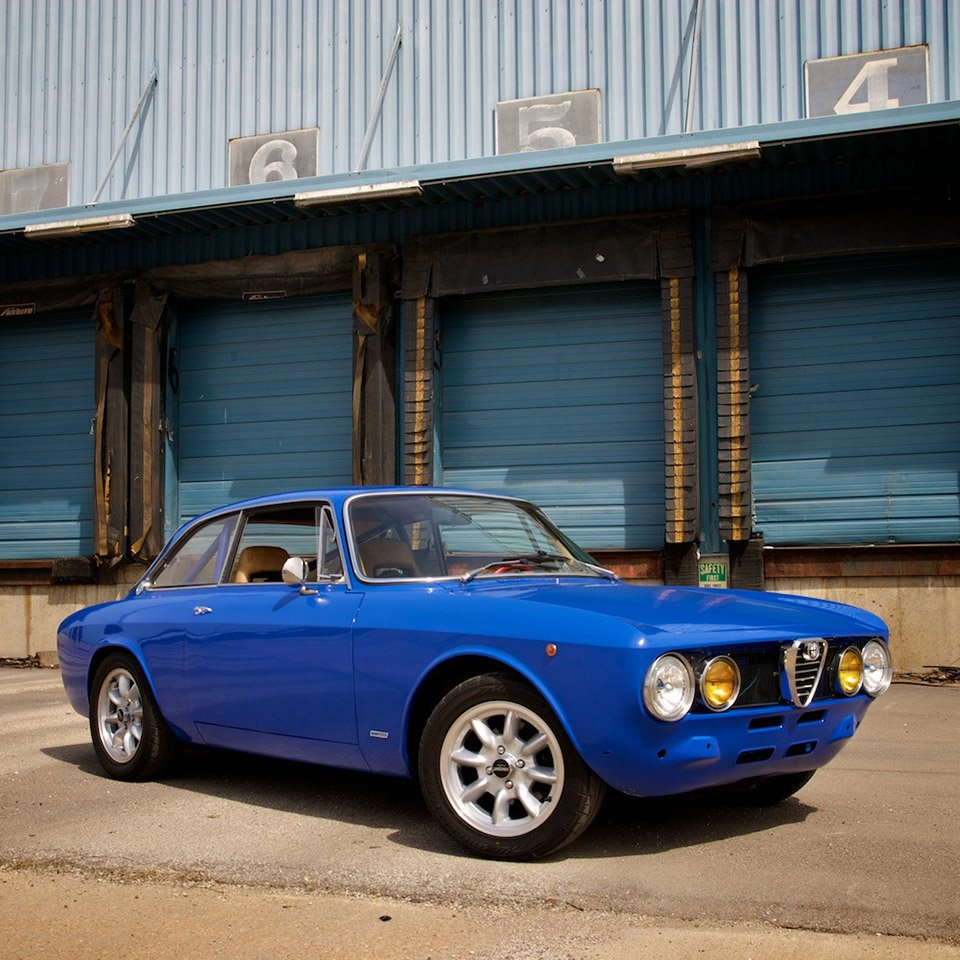Stunning Custom 1974 Alfa Romeo Gtv For Sale 95 Octane