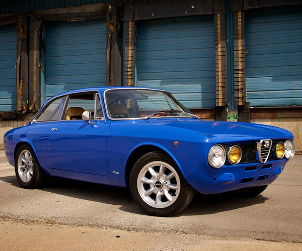 Stunning Custom 1974 Alfa Romeo GTV for Sale