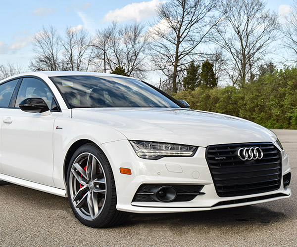 2017 Audi A7 3.0 Competition Review: Sehr Aufregend!