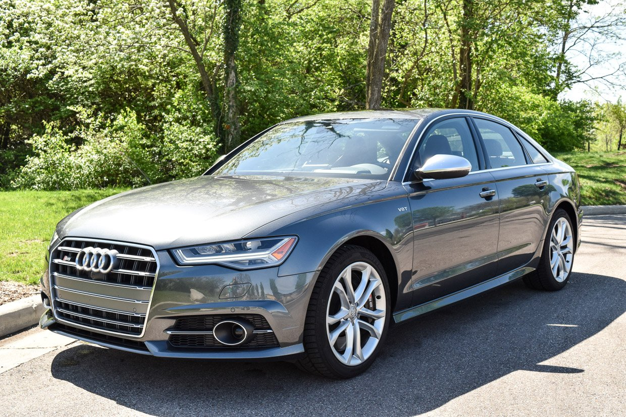 2017 audi s6 review a grade s sport sedan 95 octane. Black Bedroom Furniture Sets. Home Design Ideas