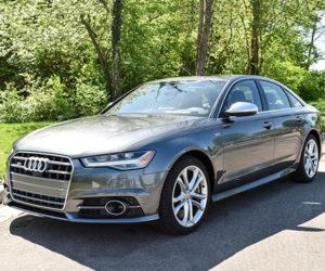 "2017 Audi S6 Review: A Grade ""S"" Sport Sedan"