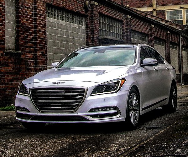 2018 Genesis G80 3.8 AWD Review: European Sensibility, Korean Value