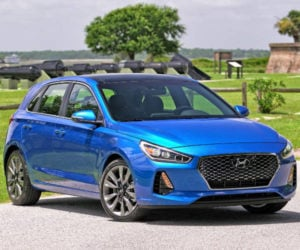 2018 Hyundai Elantra GT: The Korean European Hatchback
