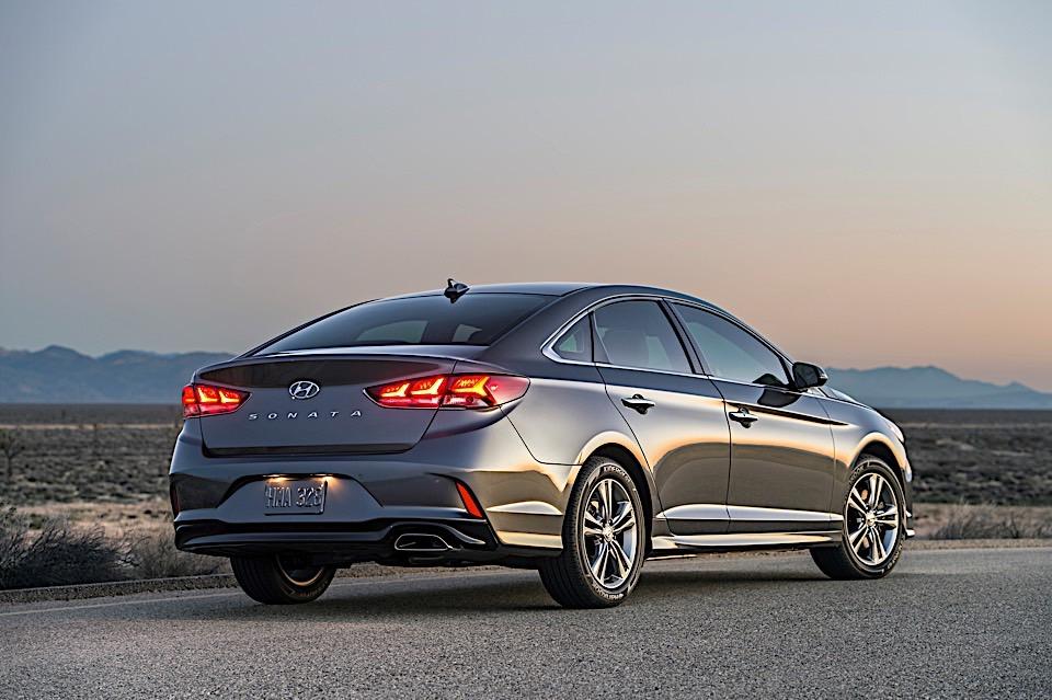 Hyundai Sonata Mid Size Sedans Are Hardly Dead Octane